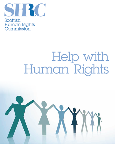 Help with Human Rights cover