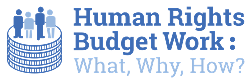 Human Rights Budget Work Logo